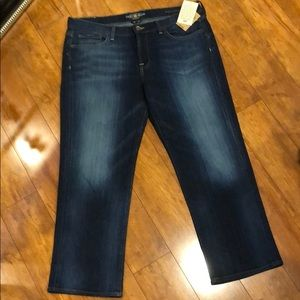 Lucky brand jeans 👖 NWT size 16/33